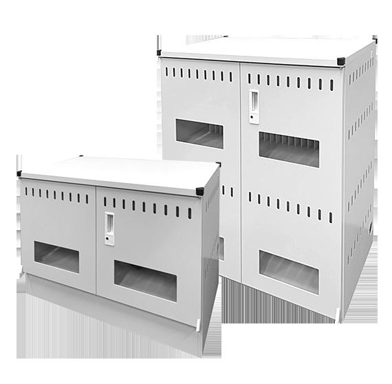 GIGAスクール構想準拠 タブレットPC充電保管庫の写真