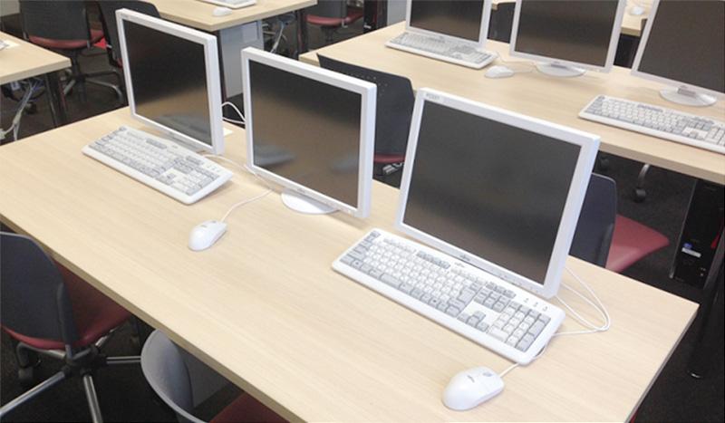 木製天板型パソコンデスク TP-Sシリーズ